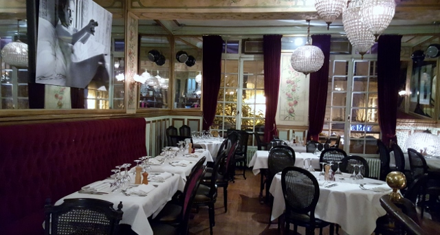 Le Pharamond Restaurant normand à Paris (16)