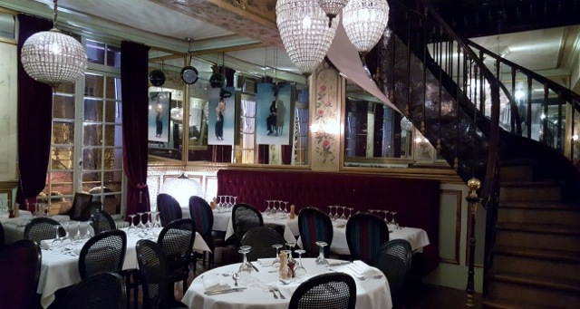 Le Pharamond Restaurant normand à Paris (17)