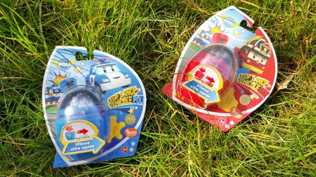 Enfants à Pâques œufs jouets Ouaps et Silverlit (2)