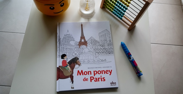 Mon Poney de Paris (1)