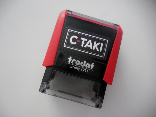 C-TAKI tampon encreur (9)