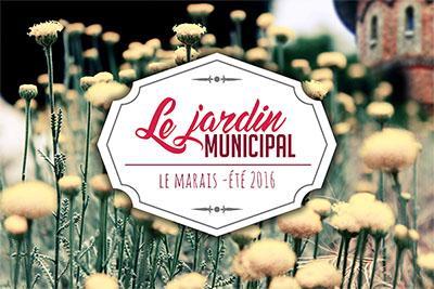 Le Jardin Municipal (1)
