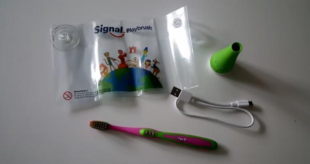 Signal Playbrush
