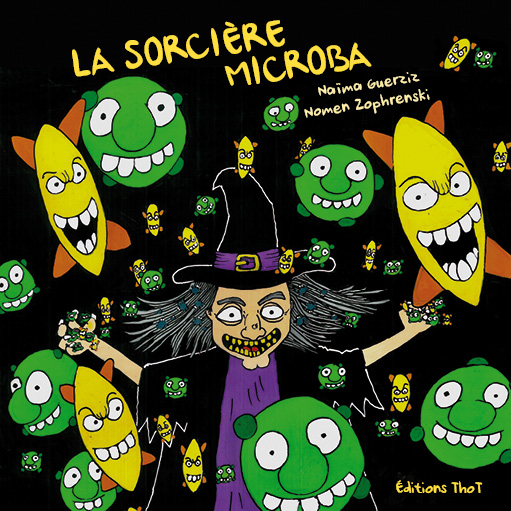 Comptines et activités, art et microbes les livres pour enfants
