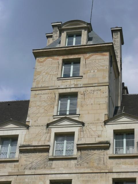 Lycée Louis-le-Grand Cadrans Solaires