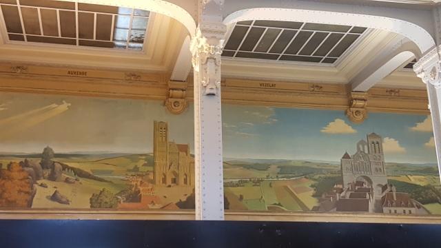 Galerie des fresques