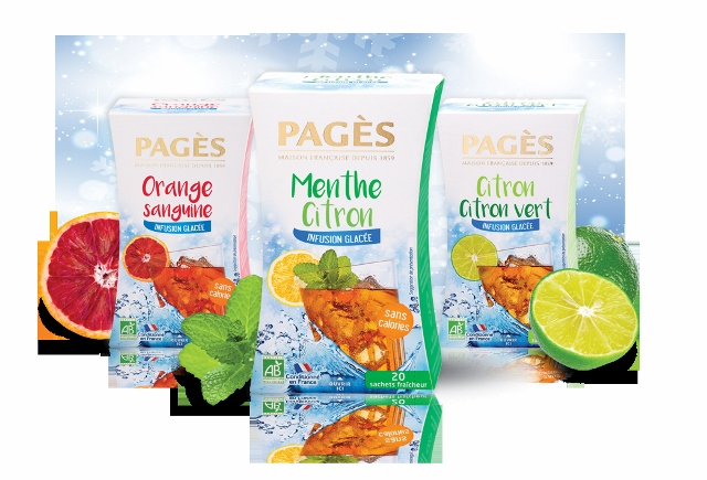 Infusions Glacées Pagès