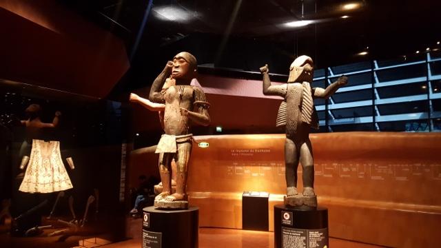 Les Aventuriers du Musée du Quai Branly