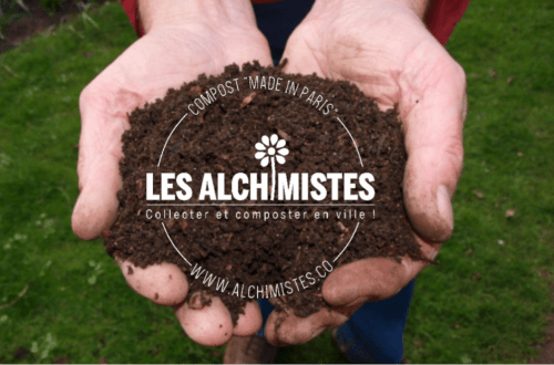Les Alchimistes du compost made in Paris