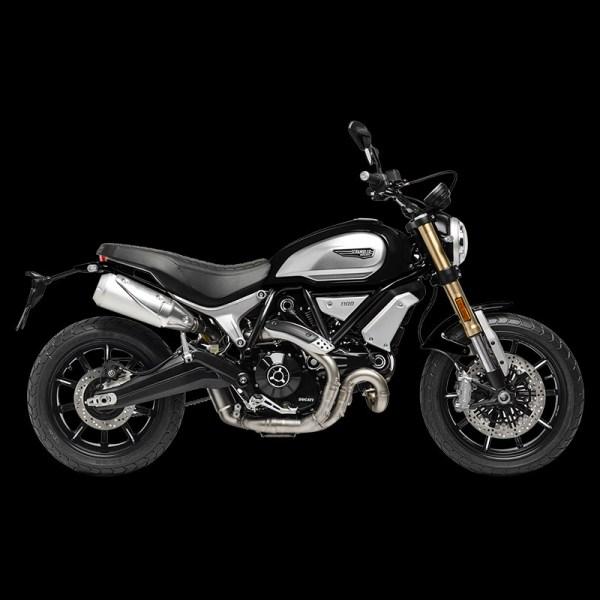 Scrambler 1100 black Paris Nord Moto