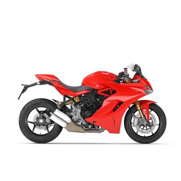 Supersport S chez Ducati Paris Nord Moto