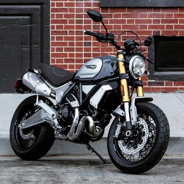 image 02 galerie Scrambler 1100 special Paris Nord Moto