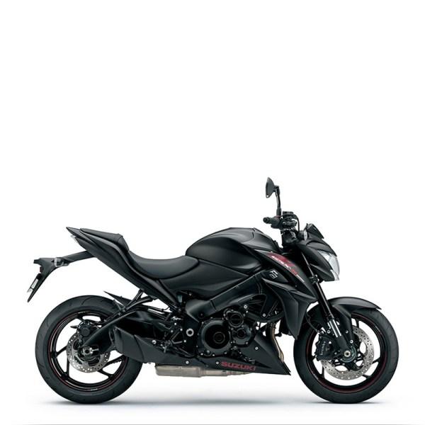 GSX-S1000 noir chez Suzuki Paris Nord moto