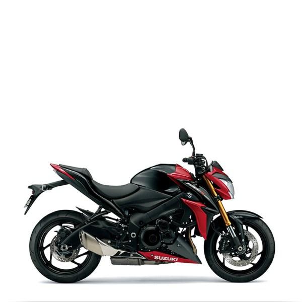 GSX-S1000 rouge chez Suzuki Paris Nord moto
