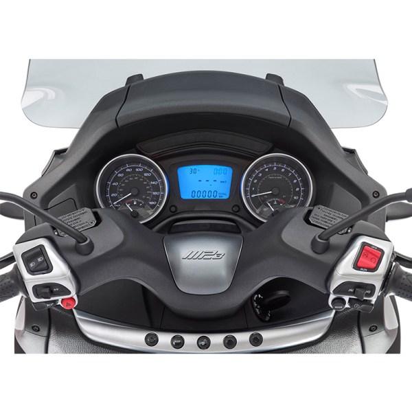 image tableau de bord Piaggio MP3 500 ABS-ASR SPORT SE chez Paris Nord Moto