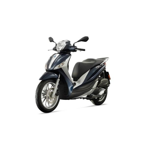 image Piaggio Medley bleu Paris Nord moto
