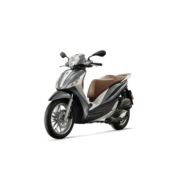 image Piaggio Medley gris Paris Nord moto