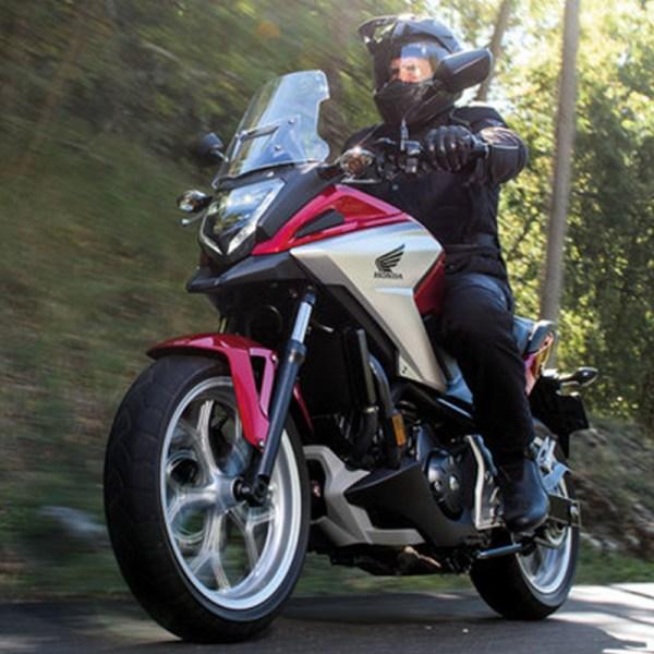 image NC750X 2017 Honda Paris Nord Moto