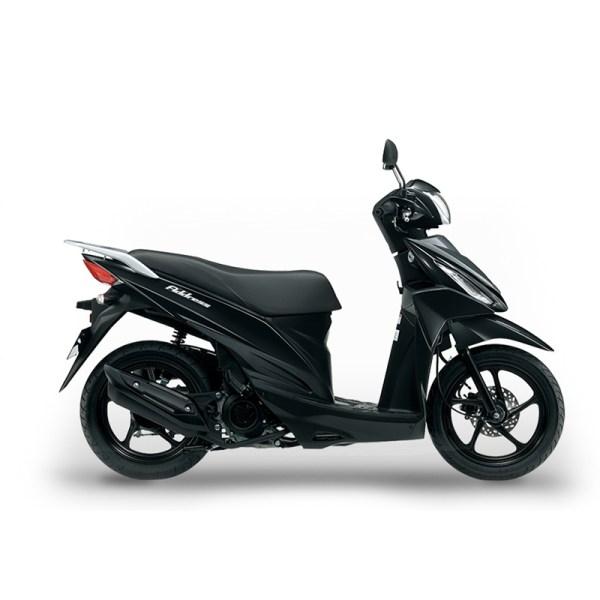 image Scooter Adress 50 noir Suzuki Paris Nord Moto
