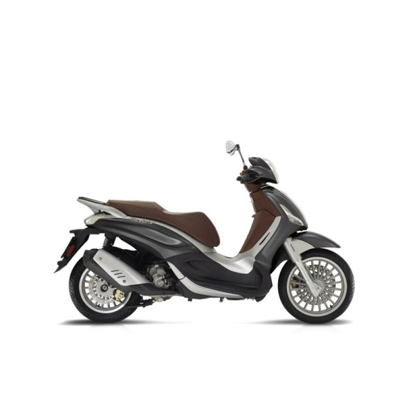 Piaggio BEVERLY 300IE gris Paris Nord Moto