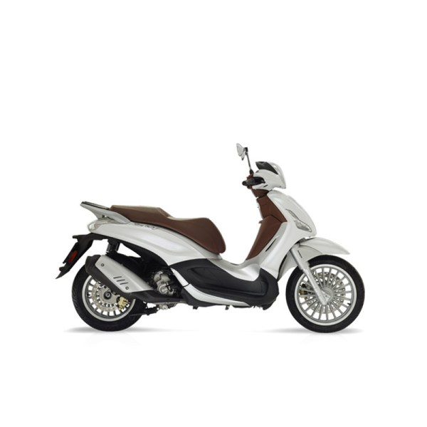 Piaggio BEVERLY 300IE blanc Paris Nord Moto