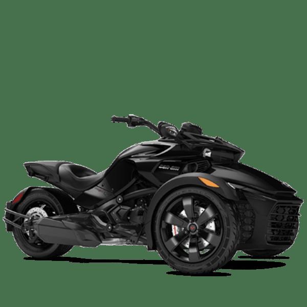 SpiderF3 chez Can-Am Paris Nord Moto
