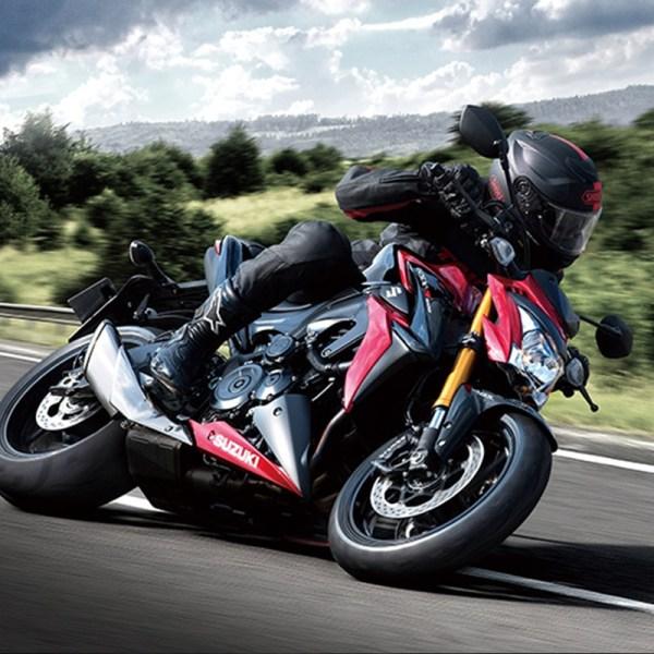 image GSX-S1000 chez Suzuki Paris Nord moto