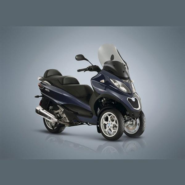 MP3 500 ABS-ASR BUSINESS bleu Piaggio Paris Nord Moto