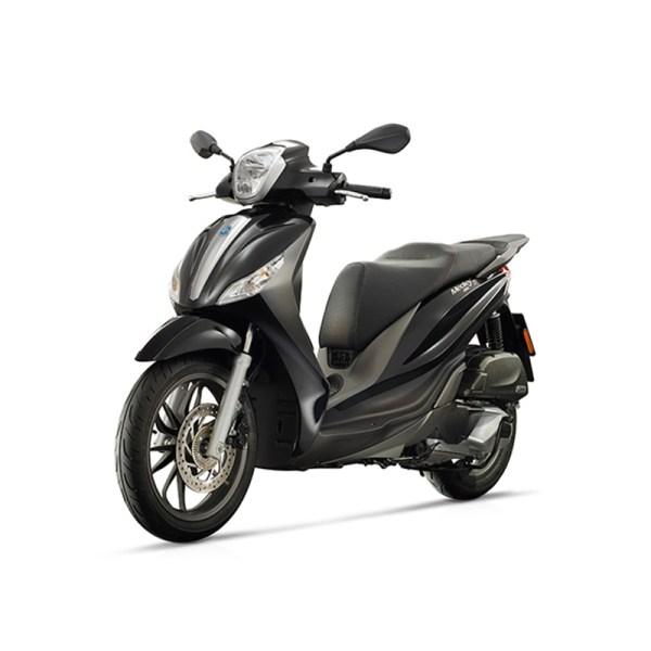 Medley 125 S noir Piaggio Paris Nord Moto