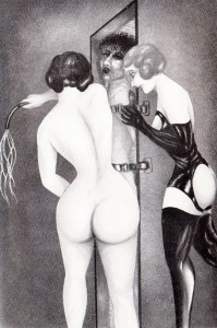 L'Infirnale Dominatrice Le Jardin D'Eros 1935_0013