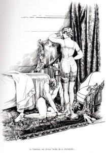 A Genoux Esclave Les Editions du Couvre-Feu Wighead_0011