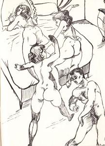 Fouetteuses Losfeld 1955_0017