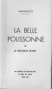La Belle Polissonne ou le Délicieux Ecart Editions du Couvre-Feu_0006