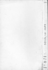 sous la jupe Les Editions du Couvre-Feu 1933_0004