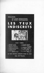 sous la jupe Les Editions du Couvre-Feu 1933_0042