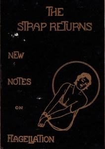 The Strap Returns Gargoyle Press 1934_0001