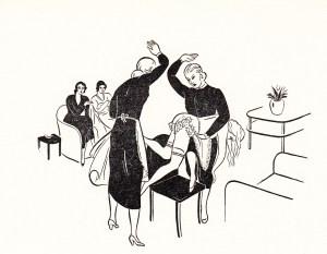 The Strap Returns Gargoyle Press 1934_0008