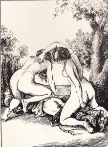 Irene et son Esclave Orties Blanches Davanzo 1933_0005