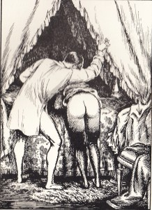 Irene et son Esclave Orties Blanches Davanzo 1933_0007