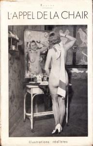 L'Appel de la Chair Editions ideales 1934_0001