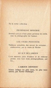Vice Secret Georges Du Cayla 1935_0009