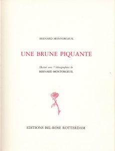 Une Brune Piquante_0003