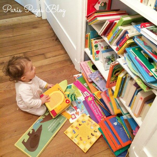 bibliothèque-enfants