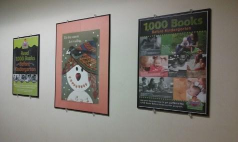 1000 Bks K posters