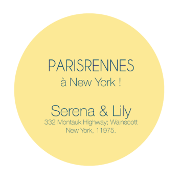 Serena & lily- New York