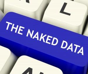 Naked Data Visualization
