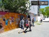 Dee Nasty aux platines à Saint-Ouen