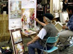 montmartre painter