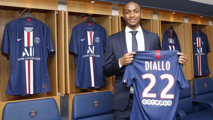 Paris officialise l'arrivée de Diallo — Mercato
