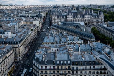 Paris skyline/Yann Caradec CCL
